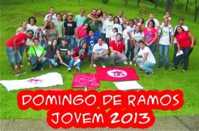 Domingo de Ramos Jovem 2013
