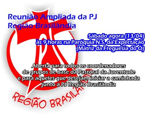 PJ Brasilandia - Reuniao Ampliada 13.04.2013