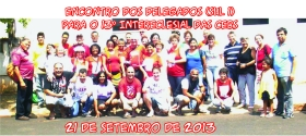 Encontro dos Delegados (Sul 1) para o 13º Intereclesial das CEBs